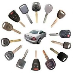 Ignition keys